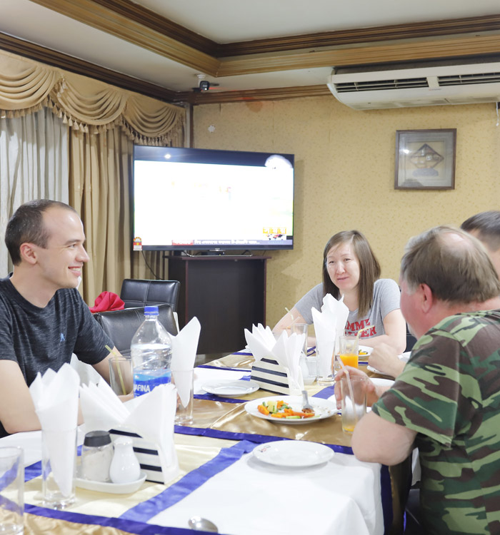 Marino Hotel Banani Restaurant